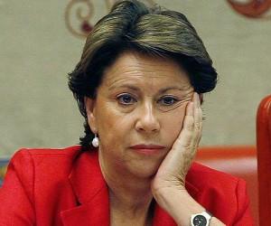 Retenido el importe de una cuenta bancaria de Magdalena Álvarez tras embargo decretado por Alaya