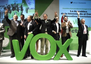 VOX España critica al PP con un vídeo en Youtube