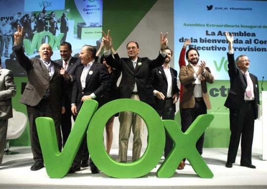 Vidal Cuadras elegido presidente de Vox mientras que SantiagoAbascal ocupará la Secretaría General