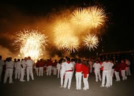 El Ayuntamiento licita la contratación de las colecciones del XV Concurso Internacional de Fuegos Artificiales de San Fermín