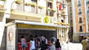 Pamplona estrenará el 11 de abril una oficina de Turismo en la Plaza Consistorial