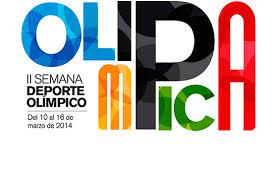 La próxima semana se celebra en Pamplona la II Semana de Deporte Olímpico