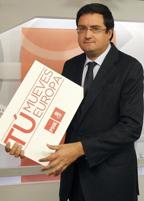 El PSOE prescinde de las vallas publicitarias en las europeas