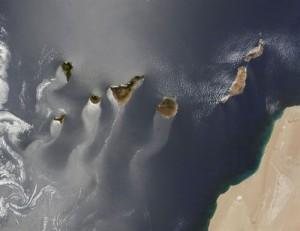 Canarias, NASA
