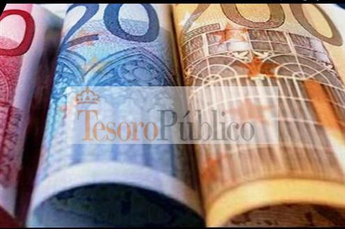 El Tesoro adjudica 2.945 millones en letras a tres y nueve meses
