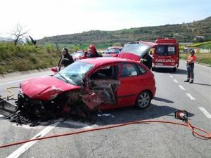 accidente morentin