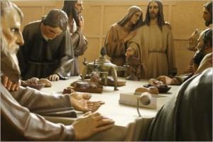 El acto procesional del Jueves Santo saldrá a las 8 de la tarde