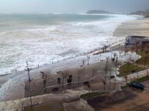 Los científicos urgen a España a reforzar su defensa costera frente al aumento del nivel del mar