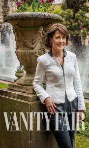 Barcina enerva a sus compañeros de UPN y a la Prensa navarra con sus declaraciones en Vanity Fair