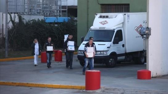 La Guardia Civil registra ocho mataderos por tráfico ilegal de carne de caballo
