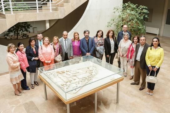 La UPNA quiere crear un Colegio Doctoral de Enfermería con universidades de España, Brasil y Portugal
