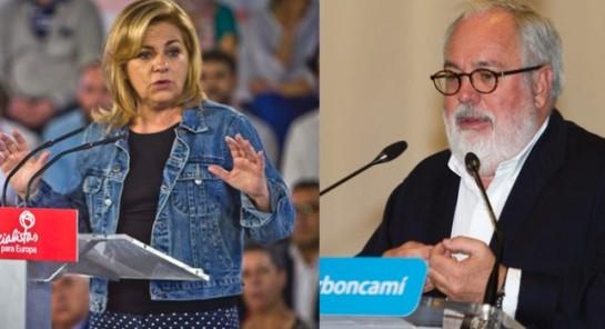 Cañete sigue movilizando al electorado del PP mientras PSOE, IU y UPyD bajan