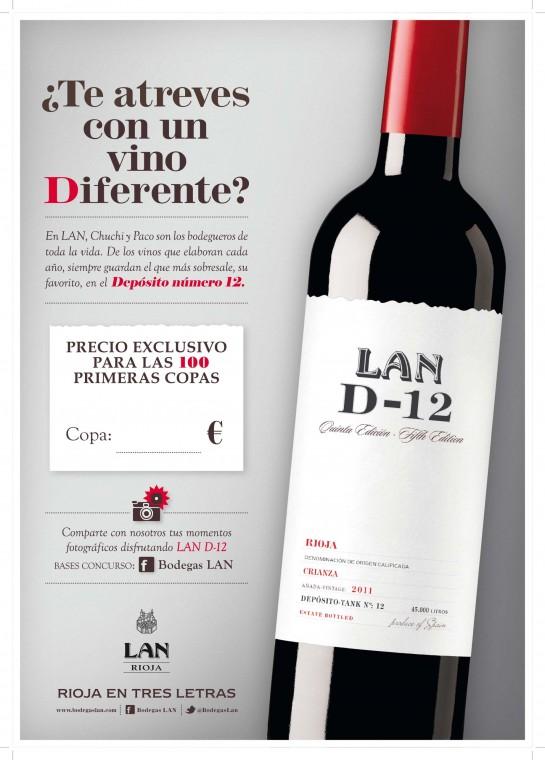 ¿Te atreves con un vino diferente?