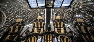 Space X Nasa nave espacial
