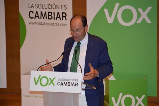 """Alejo Vidal-Quadras: """"En España hay un solo caso de corrupción. El sistema político entero está podrido"""""""