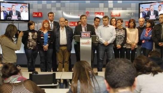 Jiménez no se presentará ni a las primarias ni al congreso extraordinario del PSN que propone