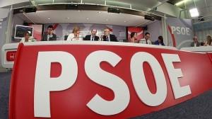 Ejecutiva Federal del PSOE en Ferraz