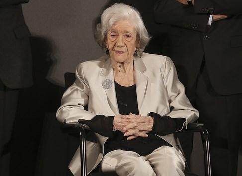 Ana María Matute descansa en paz