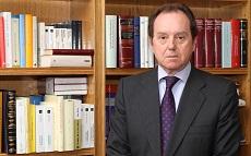 El BOE publica hoy el nombramiento de Jaime Alfonsín Alfonso como nuevo jefe de la Casa del Rey
