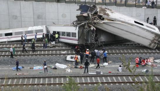 Adif destinó 2.000 millones a mejorar la seguridad del AVE tras el accidente del tren Alvia en Santiago