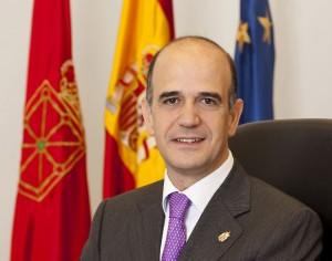 Catalán (UPN) cree que «las cosas internas» se deben decir en «órganos internos»