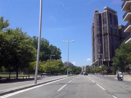 Geroa Bai, Bildu, Podemos e I-E rechazan oponerse al cambio de nombre de la avenida del Ejército