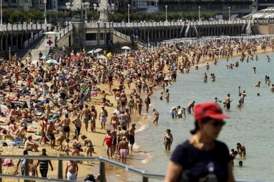 El turismo extranjero en España crece un 8,2%, con 21,4 millones de turistas llegados hasta mayo