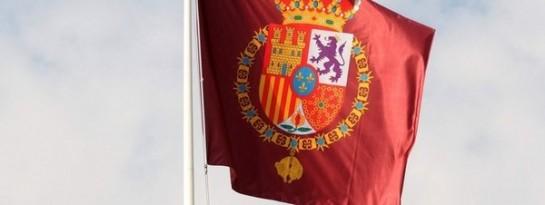 El nuevo escudo de Felipe VI recupera el tradicional fondo rojo carmesí de la monarquía española