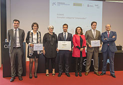 Kunak gana el premio EmprendedorXXI