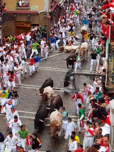 Momento del Encierro. enespana.about.com-