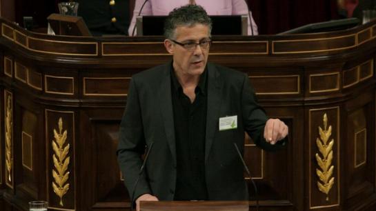 Mariano Rajoy reta a Amaiur a cambiar la Constitución si quiere la independencia