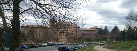 AGENDA: 2 de septiembre, en el Monasterio de Leyre, visita guiada y degustación