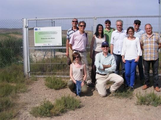 Navarra estudia las prácticas agrarias en la contaminación por nitratos