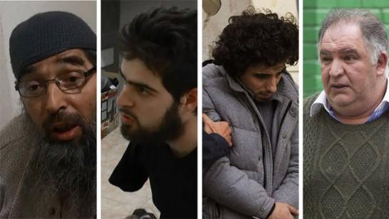 La Fiscalía pide el ingreso en prisión a integrantes de la 'Brigada Al Andalus'