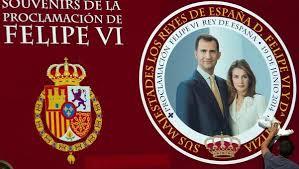 EDITORIAL: Souvenirs para la Coronación de Felipe VI