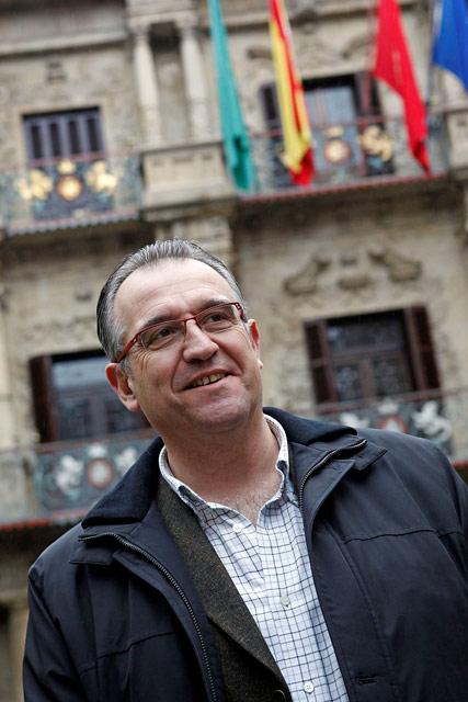 """Maya asegura que Pamplona """"ha mejorado desde 2011"""" y se ha aportado """"estabilidad"""""""