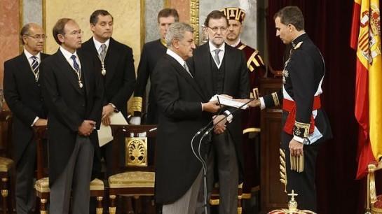 Felipe VI ya es rey: «Comienza el reinado de un Rey constitucional»