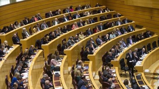 El Senado aprueba hoy la Ley de Abdicación de Don Juan Carlos I