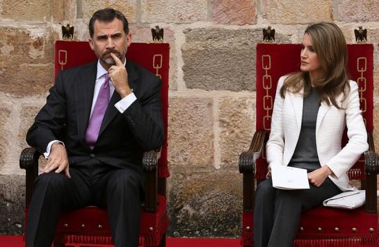 En el aire la presencia de Don Felipe el miércoles en la entrega del premio Príncipe de Viana de la Cultura