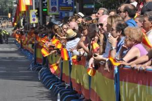 publico coronacione Felipe VI