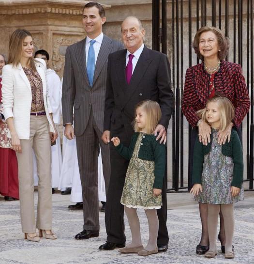 El Congreso dará hoy vía libre al aforamiento de don Juan Carlos y parte de la Familia Real
