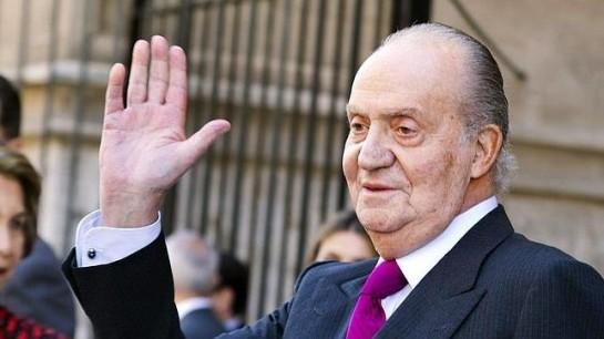 """El rey decidió irse en enero al cumplir 76 años, """"por una cuestión generacional y no de salud"""""""