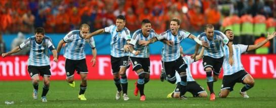 Argentina jugará la Final contra Alemania tras ganar a Holanda en la tanda de penaltis