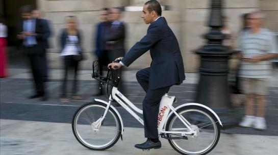 Barcelona se apunta a la bicicleta eléctrica