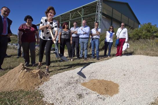 El Gobierno foral mejorará el abastecimiento de agua de los municipios de Valdizarbe con 2,4 millones