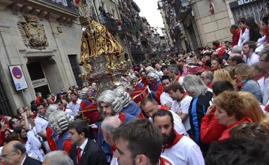 El Ayuntamiento de Pamplona hace un balance positivo de las fiestas de este año