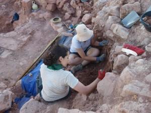 Excavaciones arquelógicas