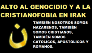 Genocidio contra los cristianos