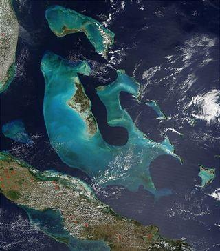 El polvo sahariano fertilizó la región y fue clave para la formación de las Islas Bahamas
