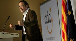 """Rull, nuevo coordinador general de CDC, insta a la """"refundación"""""""